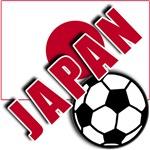 World Soccer JAPAN Team T-shirts