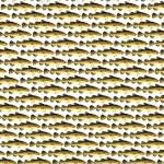 Cod fish Pattern