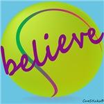 Believe (tennis ball)
