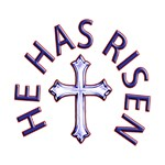 He Has Risen (style A)