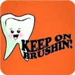 Keep On Brushing