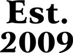 Est. 2009