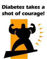 Diabetes Kids & Adults - Courage