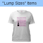 Breast Cancer - Lump Sizes