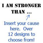 I am Stronger than...