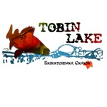 Walleye Color Art - Tobin Lake