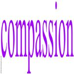 300. compassion [purple]