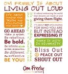 Om Freely Manifesto