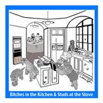 WHEATEN TERRIER: STUDS AT THE STOVE
