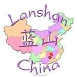 Lanshan, China