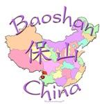 Baoshan, China...