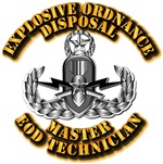 Army - EOD Tech - Master