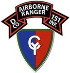D Co 151th Infantry (RGR) - 38th Infantry Division