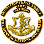 Israel Defense Force - IDF - Retired