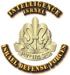 Israel - Intelligence