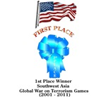 1st Place Winner South West Asia Global War on Ter