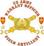 US Army - Warrant Officer - Field Artillery