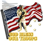Army - God Bless Our Troops