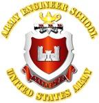 Army - Engineer School - DUI