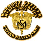 Army - WO - Medical Service Corps