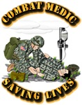 Combat Medic - Saving Lives