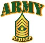 Army - ARMY - SGM - Retired
