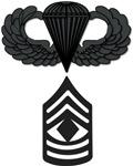 First Sergeant - Airborne