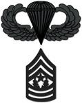 Command Sergeant Major - Airborne