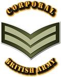 United Kingdom - Army - Corporal