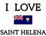 Flags of the World: Saint Helena