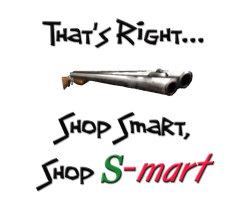 Shop Smart, Shop S-mart