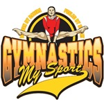Gymnastics My Sport T-Shirts and Gifts