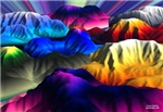 Cool 3D Mountains