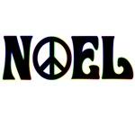 Noel Peace Sign