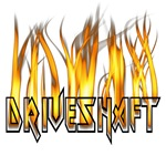 Drive Shaft Flames