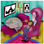 A Brain Under Analysis