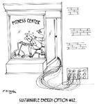 Energy Cartoon 4777