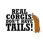 Real Corgis Don't Have Tails