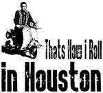 Vespa Scooter Houston
