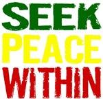 SEEK PEACE WITHIN