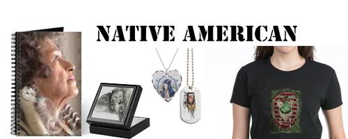 Native American Inspired Gifts And Photo Prints