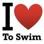 I <3 To Swim
