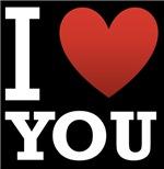 I Love You (dark)