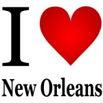 I Love New Orleans