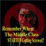 Reagan Screwed the Middle Class
