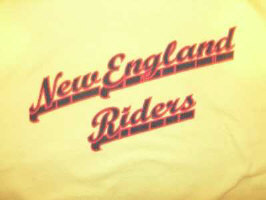 New England Rider Logo Items