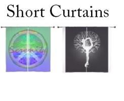 Curtains - Short