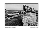 Beached Boats Life in Anse-a-Galets, La Gonave Be