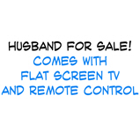 Husband For Sale!