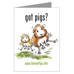 Got Pigs Prints, Cards...